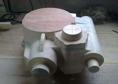 木型加工厂