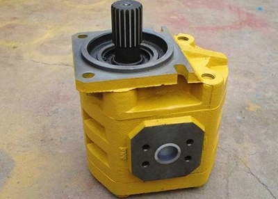 装载机齿轮油泵